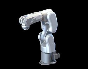 industrial robot arms 3 3D