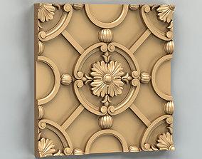 Wall panel 018 3D model