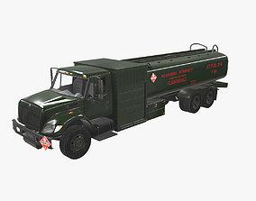 3D model Refueler Green International 7400