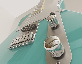 3D model various-models Electric guitar