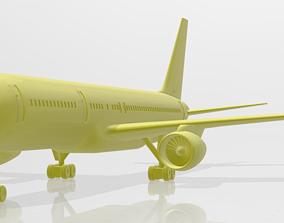3D printable model Boeing 757 print