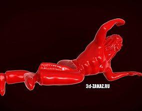 American Indian Warrior Remix 3D printable model