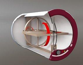 Gyroscope space 3D