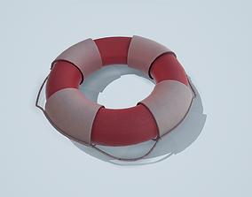 Lifebuoy Ring 3D model