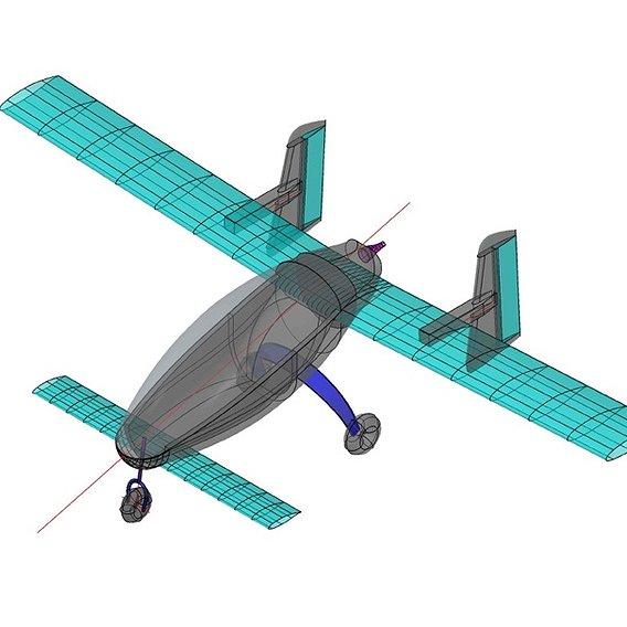 Canard Aircraft