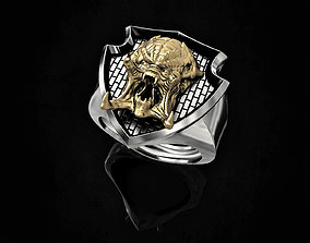 movies 3D printable model Predator Ring