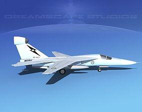3D General Dynamics EF-111 Raven V06 RAAF