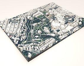 3D model Cityscpe Vatican