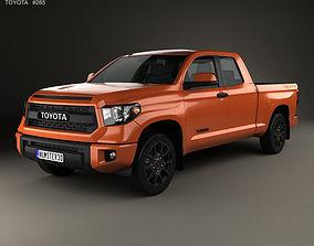 3D car Toyota Tundra Double Cab TRD Pro 2014