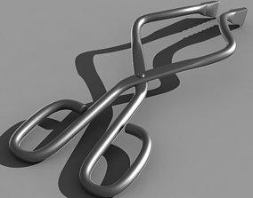 3D model Tongs