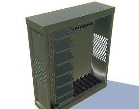 3D model Weapon Storage