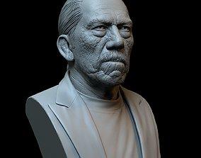 3D printable model Danny Trejo aka Machete