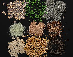 3D model Seeds
