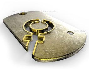Venus Symbol 3D print model
