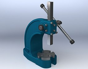 Arbor Press 3D print model