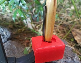 3D printable model Pen turning press