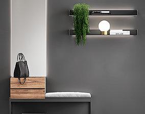 Birex Domi hallway set 3D model
