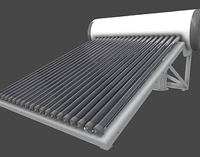 3D solar collector 1