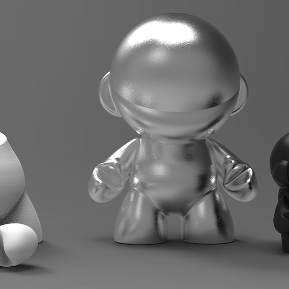 Concept Art Toy