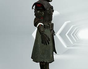 Purge Trooper - Fallen Order in Octane Renderer 3D asset
