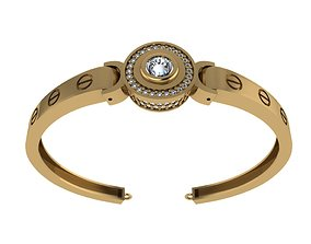 Bvlgari bracelet bvlgari 3D model