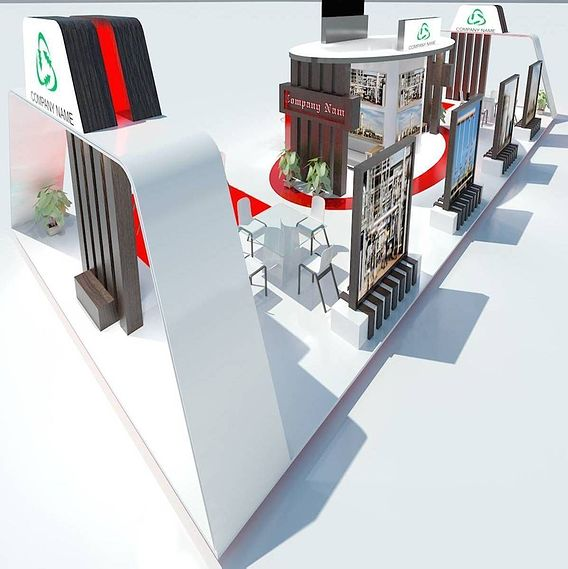 Exhibition Stand 032