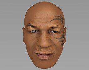 Mike Tyson 3D model