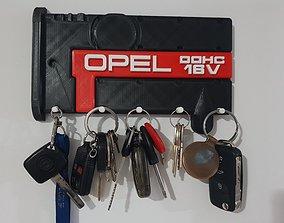 C20XE Key Holder 3D print model