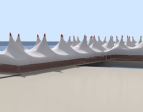 3D shelter MARQUEE