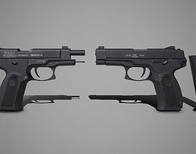 MP443 GRACH-A 3D asset