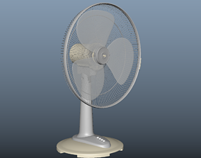 3D print model Table Fan