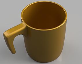 3D print model Mug Porcelain Ceramic
