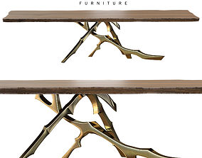 Table Grolier Hudson 3D