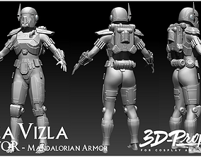 SHEA VIZLA FULL ARMOR SWTOR 3D FILES