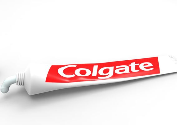 Toothpaste...!