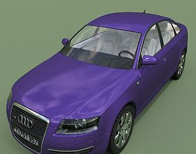 3D model Audi A6 audi