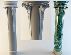 3D Column structure
