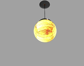 3D print model Sphere Lamp