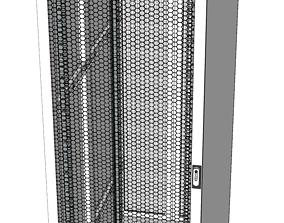 3D model 42 Ru cabinet