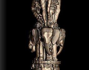 Thailand Elephant 3D print model