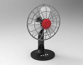 game Fan 3D Model