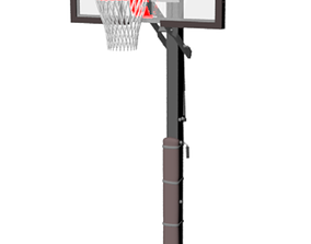 3D model equipment Basketball Hoop