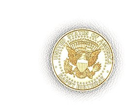3D printable model Coin USA