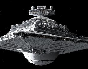 star wars destroyer 3D model
