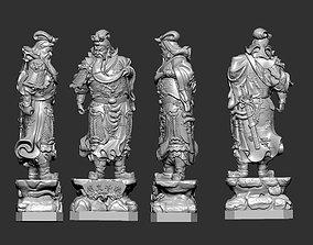 Guan Yu 002 3D