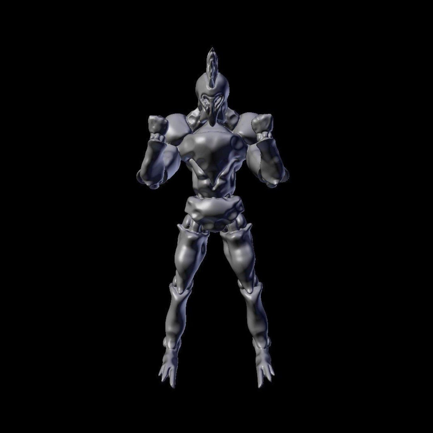 Team Godhammer Miniature Project