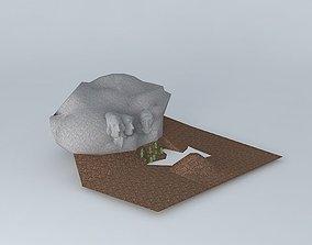 MOUNT RUSHMORE SOUTH DAKOTA 3D