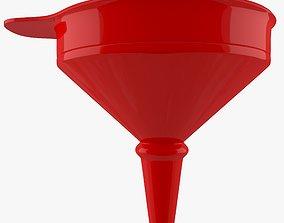 medicine Funnel 3D model