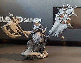 Nurgle Demon 3D print model