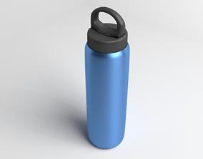 Stainless Steel Bottle Water 3D model